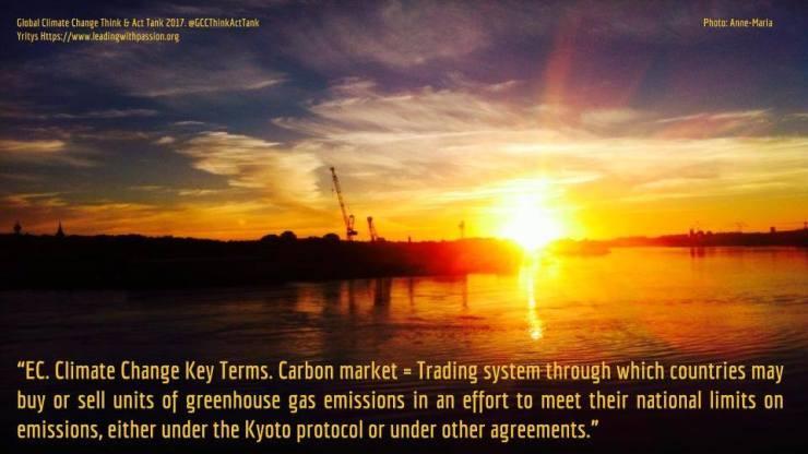 Carbon Market Definition