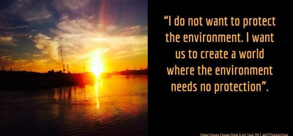 Why Should You Have to Protect The Environment