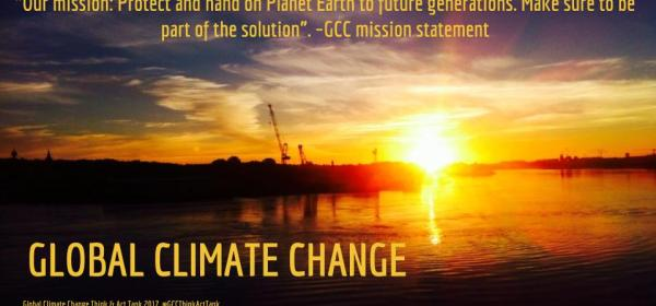 Global Climate Change Think & Act Tank