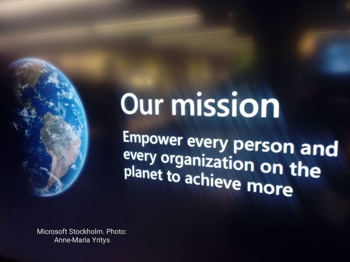 Microsoft Stockholm
